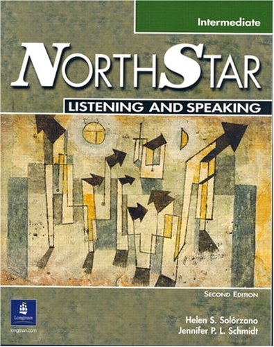 NorthStar Listening and Speaking Intermediate  2nd 2003 edition cover