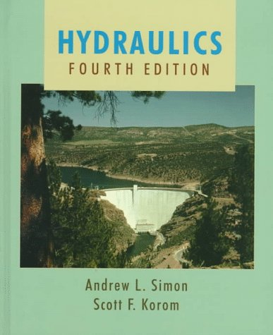 Hydraulics  4th 1997 (Revised) 9780132135139 Front Cover