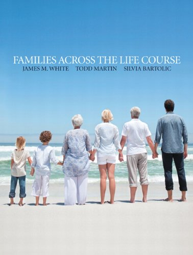 Families Across the Life Course   2013 9780132148139 Front Cover