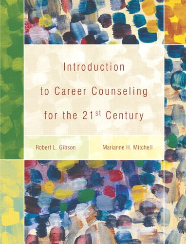 Introduction to Career Counseling for the 21st Century   2006 edition cover