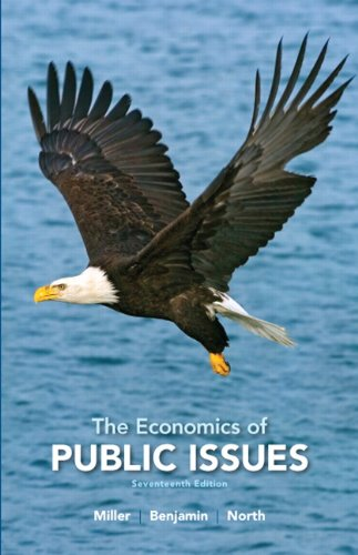 Economics of Public Issues  17th 2012 edition cover