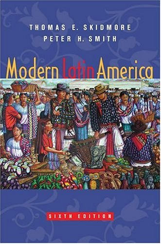 Modern Latin America  6th 2004 (Revised) edition cover