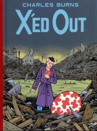 X'ed Out   2010 edition cover