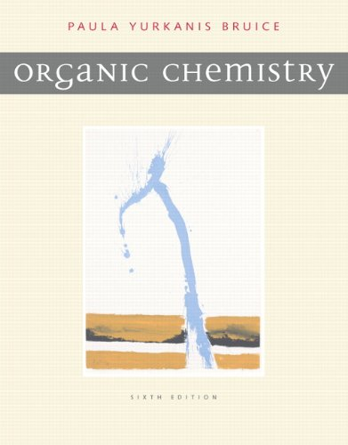 Organic Chemistry  6th 2011 edition cover