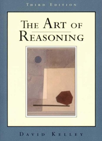 Art of Reasoning  3rd 1998 edition cover