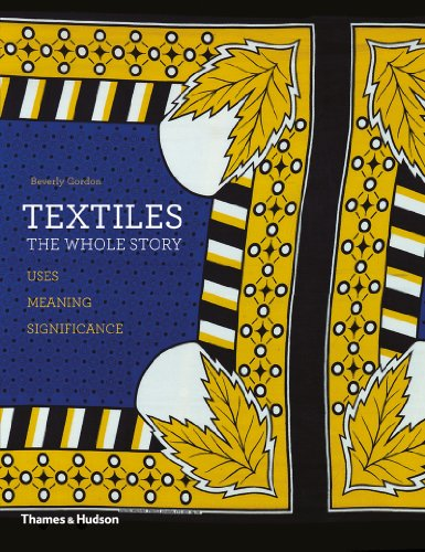 Textiles The Whole Story  2013 edition cover