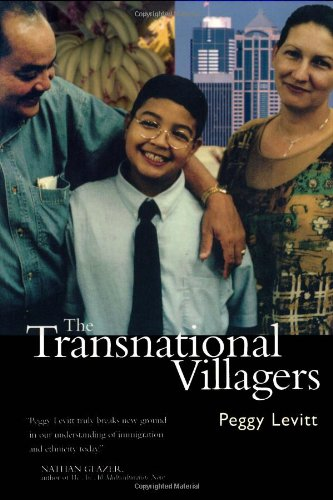 Transnational Villagers   2001 edition cover