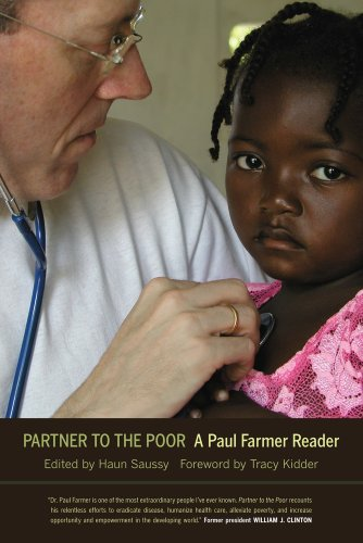 Partner to the Poor A Paul Farmer Reader  2010 edition cover