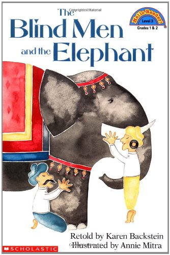 Blind Men and the Elephant  N/A edition cover