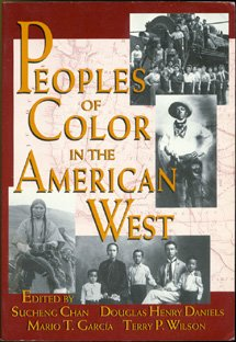 Peoples of Color in the American West   1994 edition cover