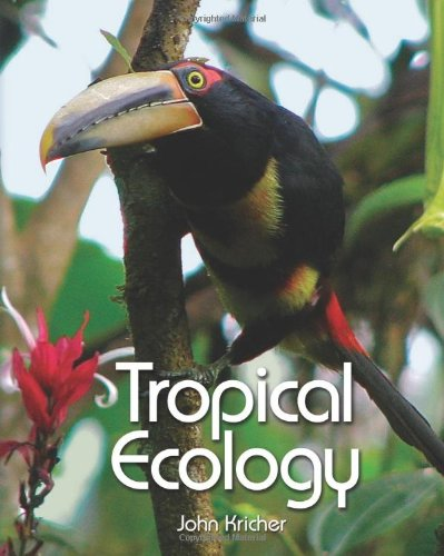 Tropical Ecology   2010 edition cover