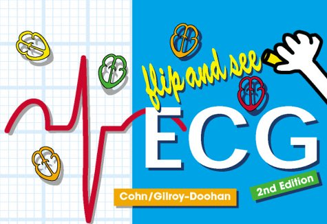 Flip and See ECG  2nd 2002 (Revised) edition cover