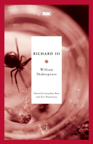 Richard III  N/A edition cover