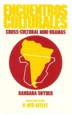 Encuentros Culturales : Cross-Cultural Mini-Dramas N/A edition cover