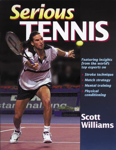 Serious Tennis   2000 9780880119139 Front Cover
