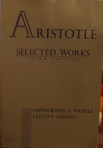 Selected Works 3rd edition cover