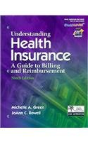 Understanding Health Insurance : A Guide to Billing and Reimbursement 9th 2008 edition cover