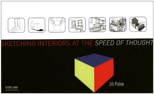 Sketching Interiors at the Speed of Thought  N/A edition cover