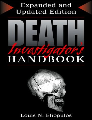 Death Investigator's Handbook Expanded and Updated Edition 2nd 2003 edition cover