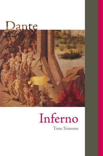 Inferno The Comedy of Dante Alighieri, Canticle One  2007 edition cover