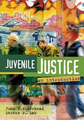 Juvenile Justice An Introduction 6th 2009 (Revised) edition cover