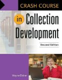 Crash Course in Collection Development  2nd 2014 (Revised) edition cover