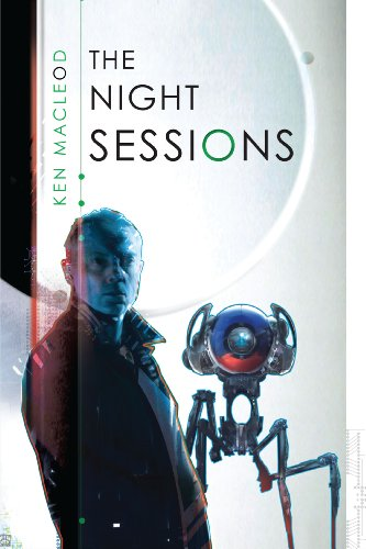 Night Sessions  N/A 9781616146139 Front Cover