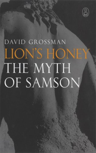 Lion's Honey The Myth of Samson N/A edition cover