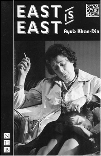 East Is East   1997 (Revised) 9781854593139 Front Cover