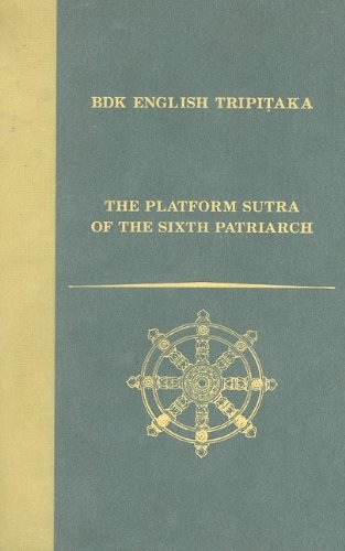 Platform Sutra of the Sixth Patriarch   2006 edition cover