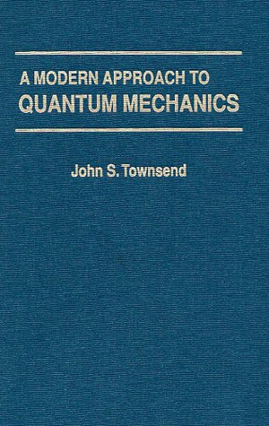 Modern Approach to Quantum Mechanics  2nd 2000 (Reprint) edition cover