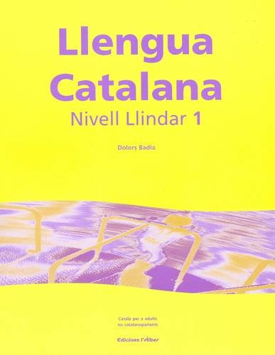 LLENGUA CATALANA:NIVELL INICIA N/A edition cover