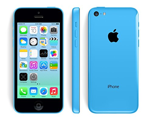 Apple iPhone 5c - 8GB - Blue (AT&T) product image