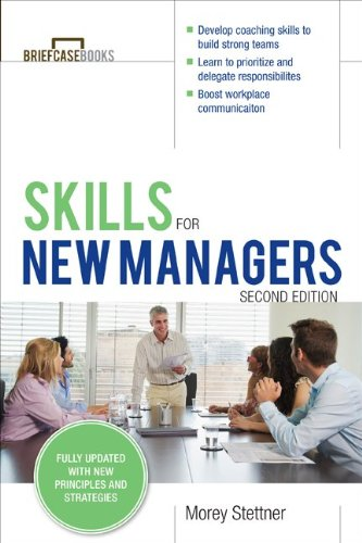 Skills for New Managers:   2013 edition cover