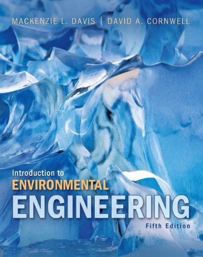 Introduction to Environmental Engineering  5th 2013 9780073401140 Front Cover