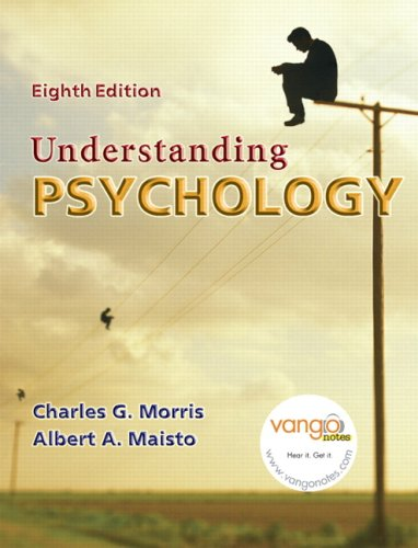 Understanding Psychology  8th 2008 edition cover