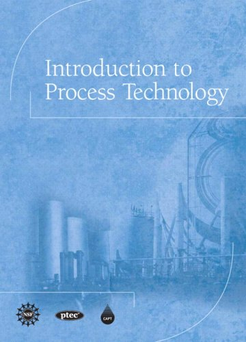 Introduction to Process Technology   2010 edition cover
