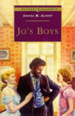Jo's Boys   1994 (Abridged) 9780140367140 Front Cover