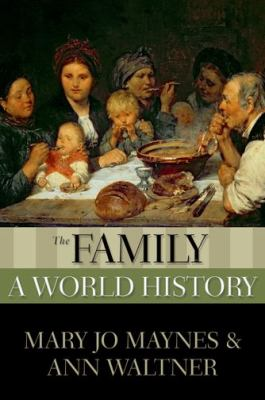 Family A World History  2012 edition cover