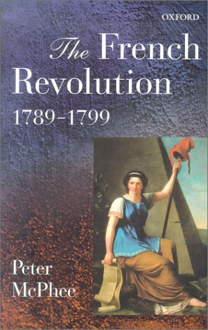 French Revolution, 1789-1799   2002 edition cover