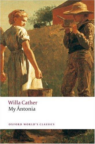 My Antonia   2008 edition cover