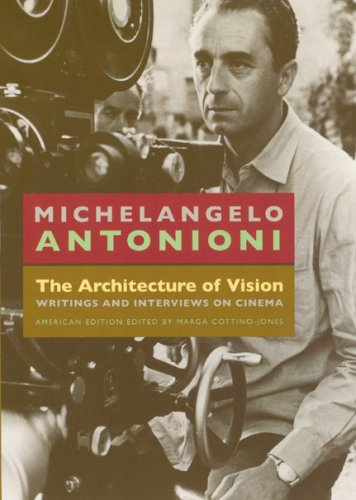 Architecture of Vision Writings and Interviews on Cinema  2007 edition cover