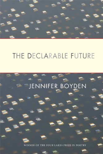 Declarable Future   2013 9780299292140 Front Cover
