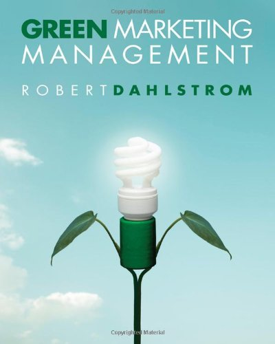 Green Marketing Management   2011 edition cover