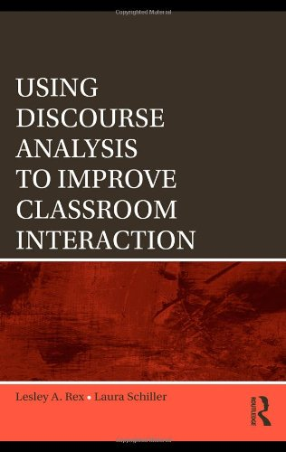 Using Discourse Analysis to Improve Classroom Interaction   2009 edition cover