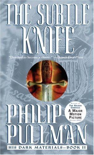 Subtle Knife   1997 edition cover