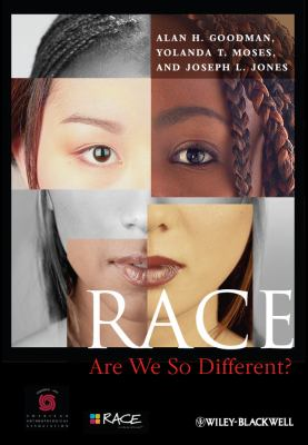 Race Are We So Different?  2012 edition cover