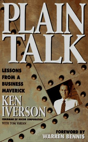 Plain Talk Lessons from a Business Maverick  1998 edition cover