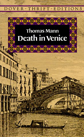 Tod in Venedig  Annotated  edition cover