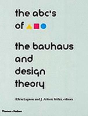 ABC's of the Bauhaus N/A edition cover